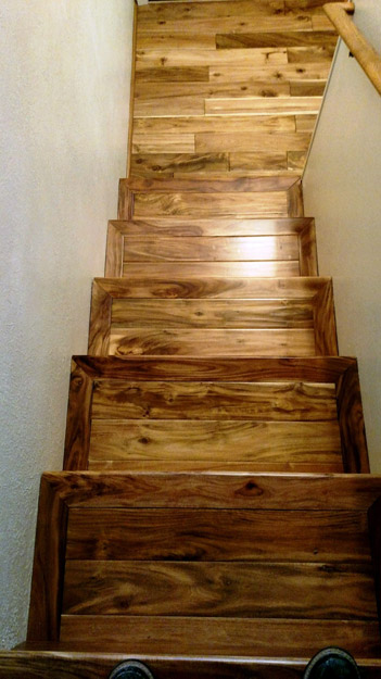 Hardwood Stairs pic 2