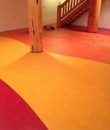 Lino Custom Floor pic 2