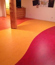 Lino Custom Floor pic