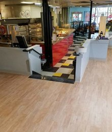 Luxury Vinyl Floor Commercial pic 3