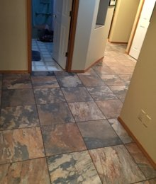 Tile Main Floor pic