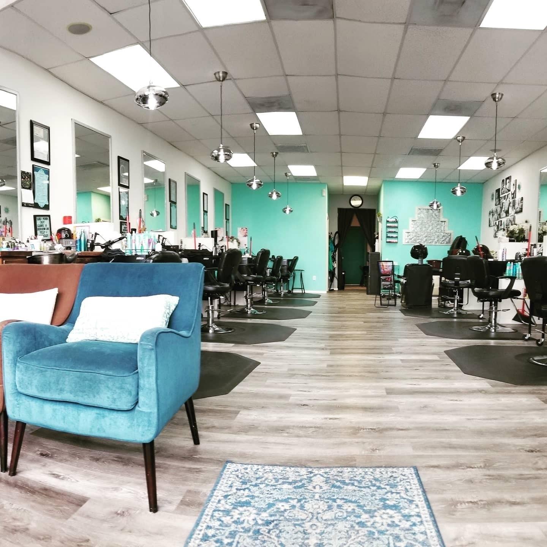 Hair Salon After