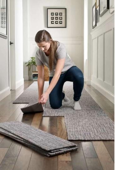 Shaw Floorigami -Peel & Stick Carpet Tiles