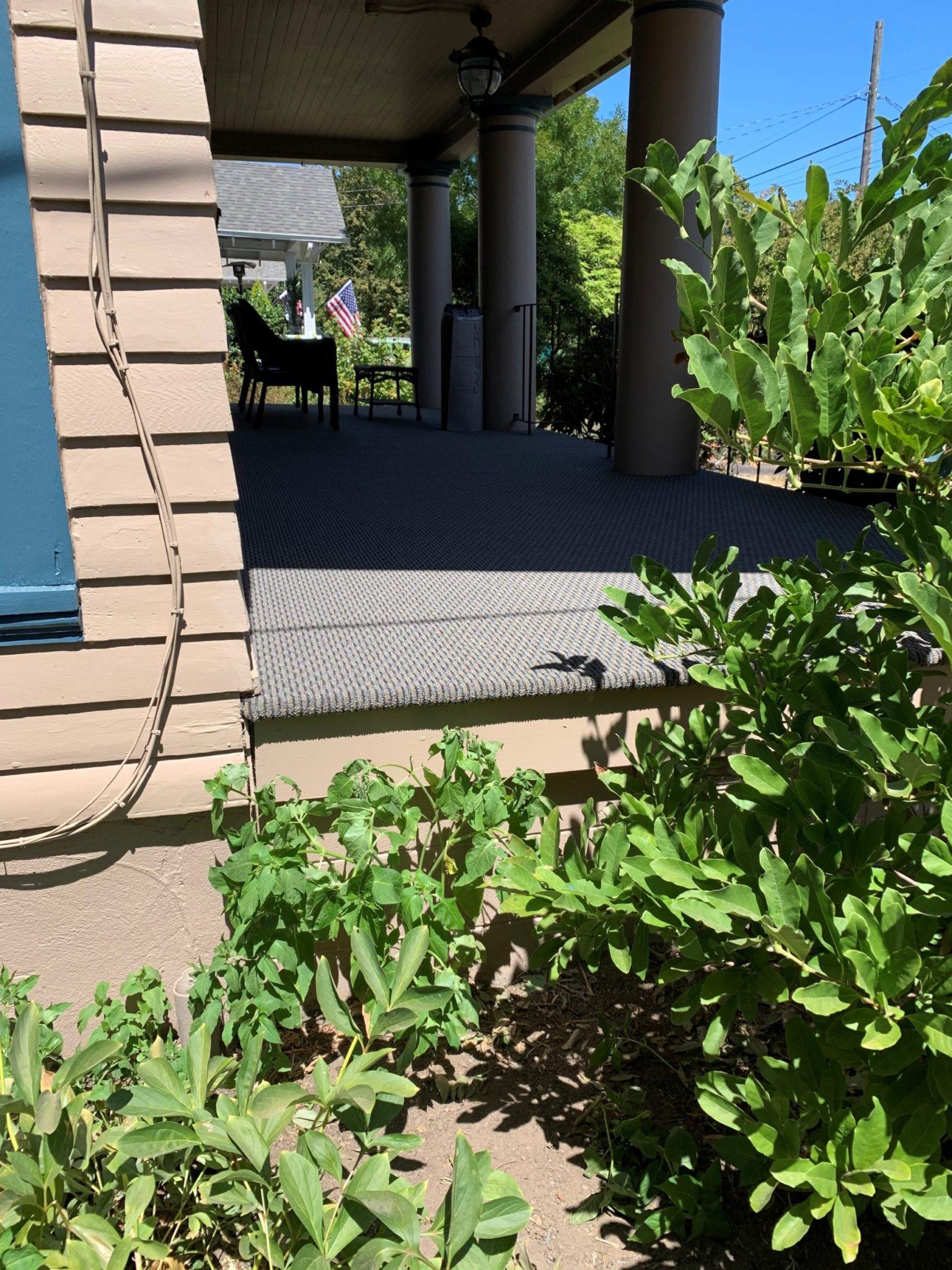 Outdoor Porch Carpet